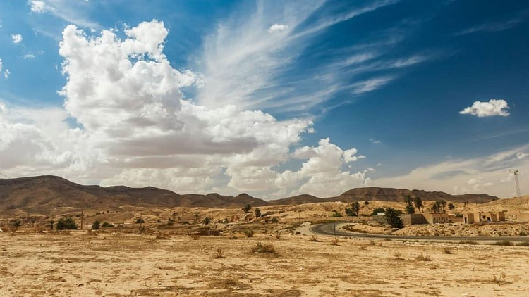 Road Trip in Tunisia: discovering southern Berber village