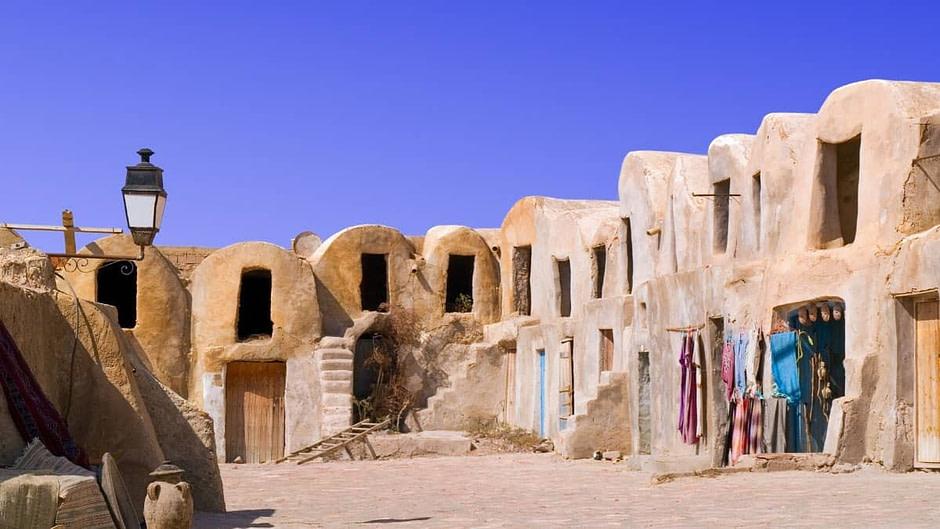 berber village tunisia